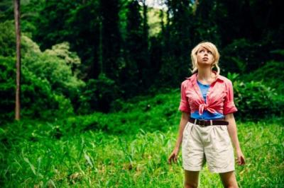 Ellie Jurassic Cosplay (3)