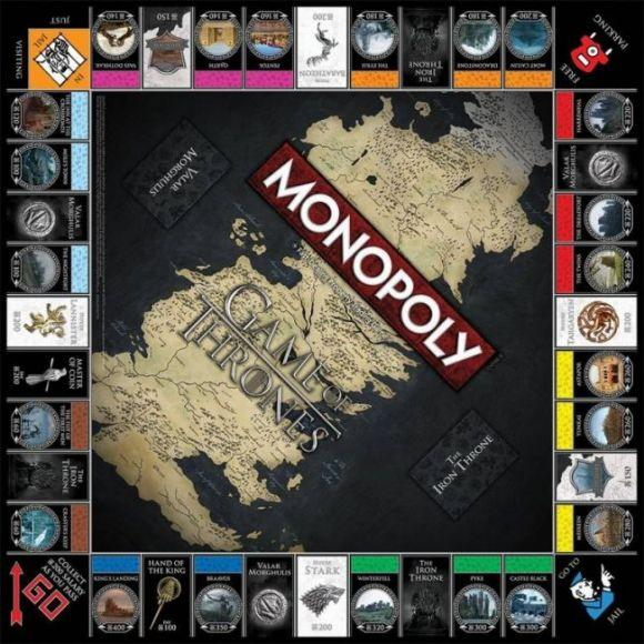 Monopoly Game of Thrones (4)