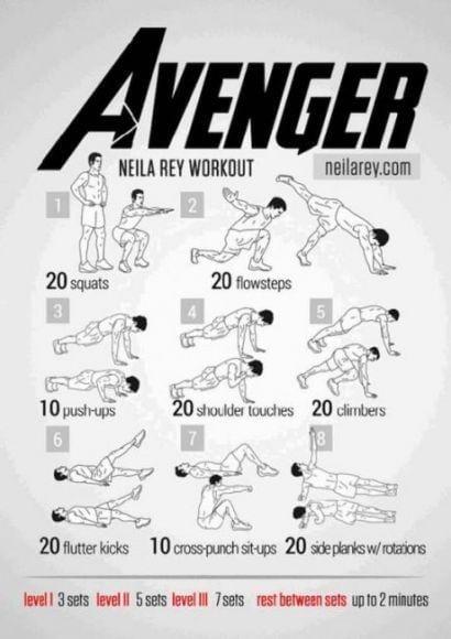 Nerd fitness 20