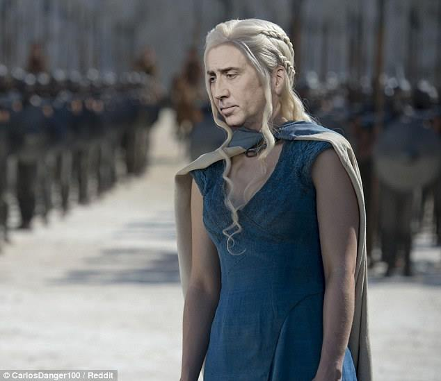 Cage Game Of Thrones 09