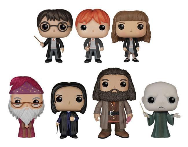 I Funko Pop di Harry Potter