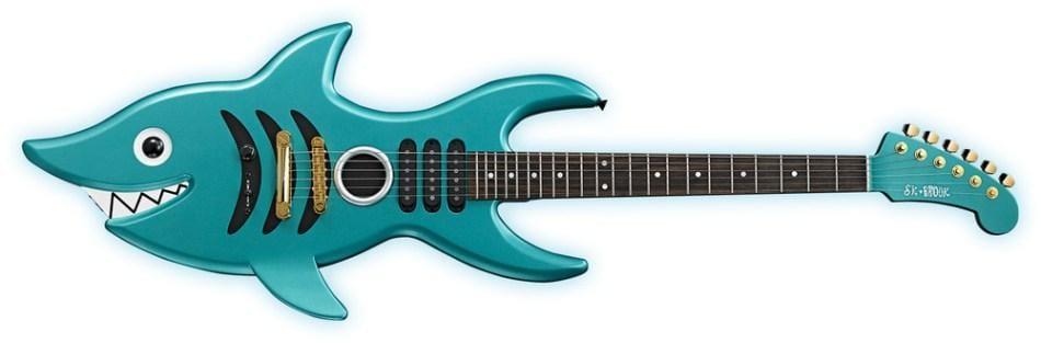 shark guitar 01