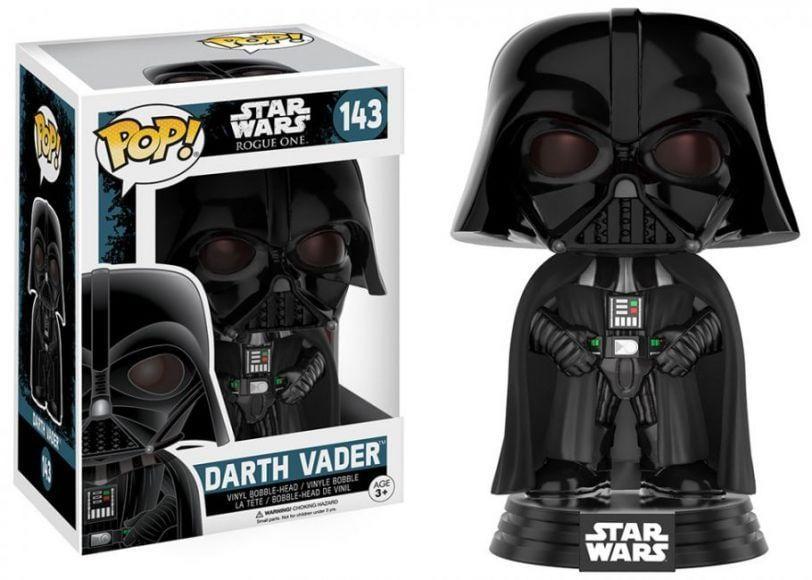 Funko Pop di Darth Vader Rogue One