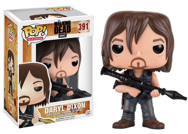 Funko Pop di The Walking Dead (4)
