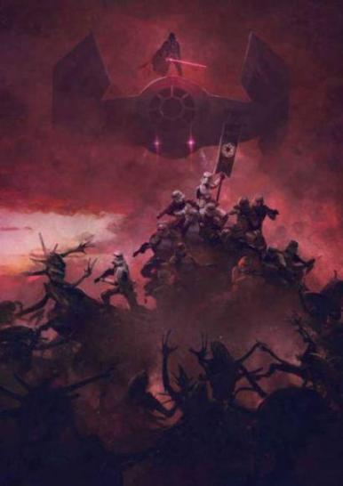 Guillem-H-Pongiluppi-star-wars-vs-aliens-2