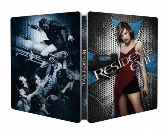 Steelbook Resident Evil (1)