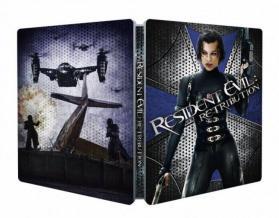 Steelbook Resident Evil (3)