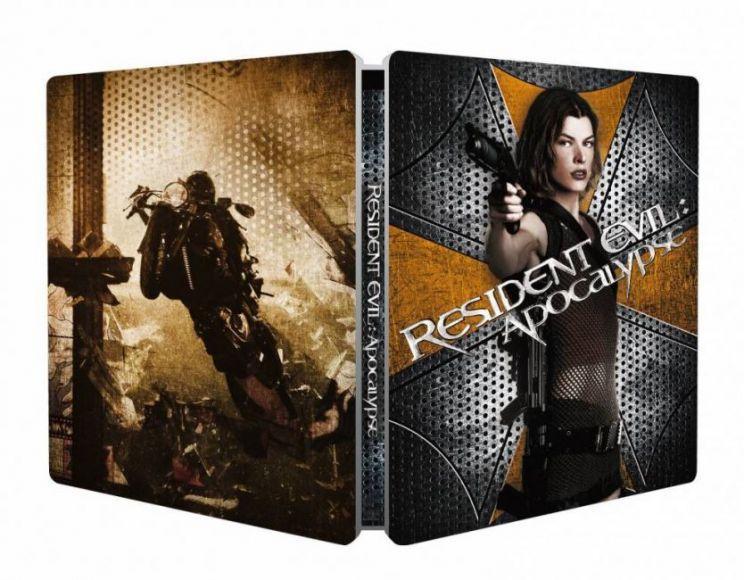 Steelbook Resident Evil (4)