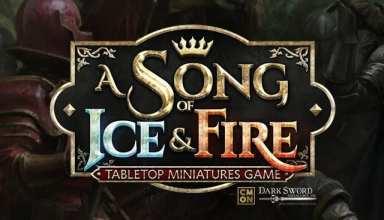 A Song of Ice and Fire: Il gioco di miniature di CMON ha una data di lancio su Kickstarter!
