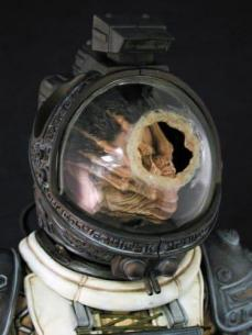 Alien action figure Hot Toys 2