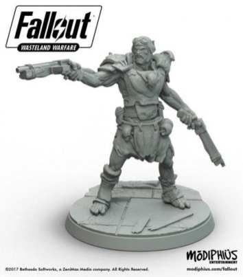 Fallout Wasteland Warfare Miniature (2)