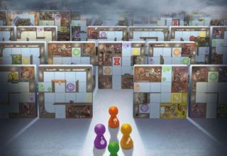 Magic Maze Recensione