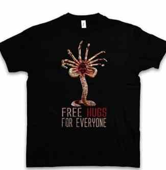 T-Shirt Alien 2