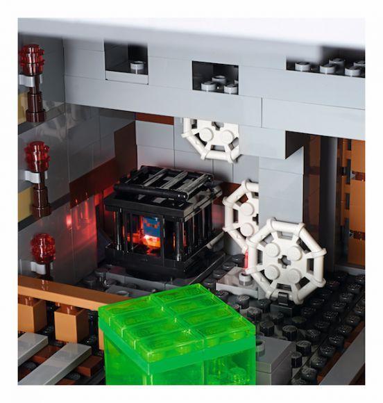 LEGO Minecraft Mountain (4)