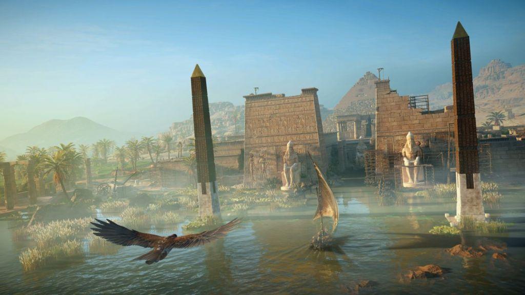 Questo trailer di Assassin's Creed Origins vi farà sognare l'Egitto