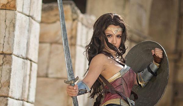 Cosplay di Wonder Woman (3)