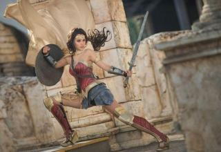 Cosplay di Wonder Woman