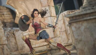 Cosplay di Wonder Woman