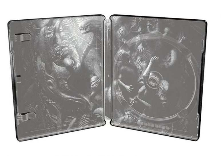 Steelbook di Alien Covenant (1)
