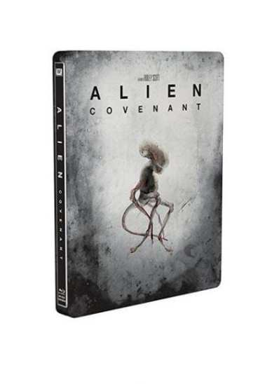 Steelbook di Alien Covenant (2)