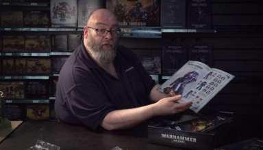 Warhammer 40000 Unboxing