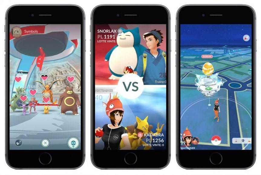 Pokémon GO: