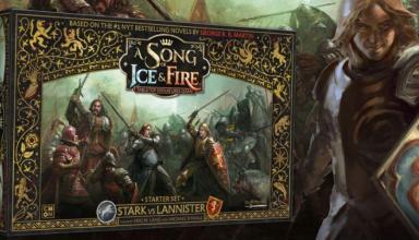 A Song of Ice and Fire: Il gioco di miniature di Game of Thrones è su Kickstarter