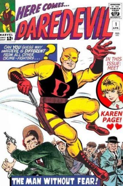 daredevil 1 marvel