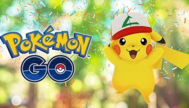 Pokémon Go primo anniversario