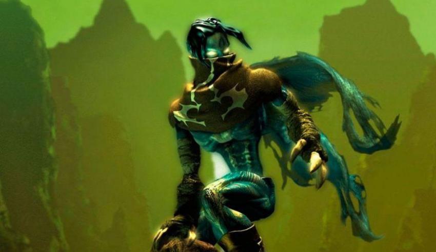 Legacy of kain soul reaver Crystal Dynamics