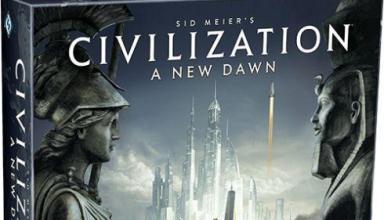 Sid Meier's Civilization: A New Dawn – FFG annuncia il nuovo gioco da tavolo