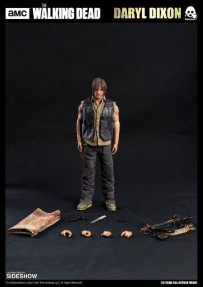 Daryl Dyxon Figure Threezero (2)
