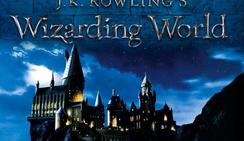 Wizarding World Amazon