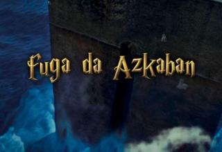 Fuga da Azkaban escape room