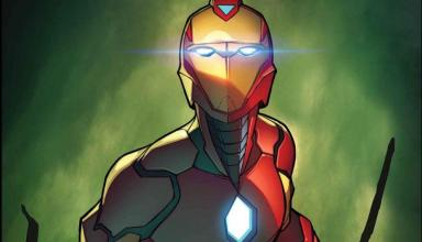 invincibile iron man copertina riri