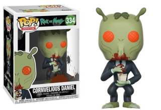 Funko Pop di Rick and Morty 3