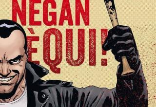 Negan è qui The Walking Dead