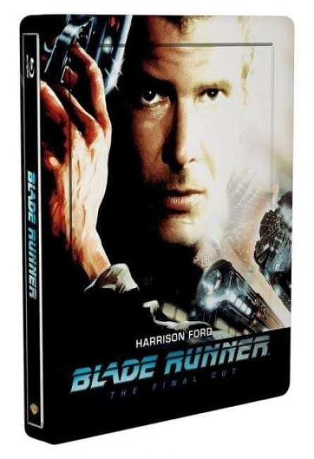 Steelbook di Blade Runner