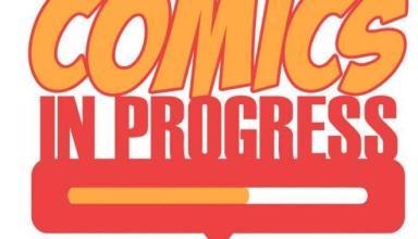 comics in progress 1