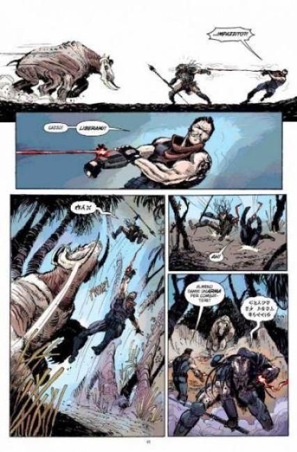 fire and stone Predator 3