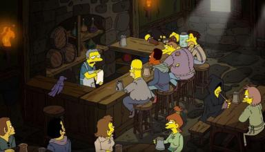 I Simpson Game of Thrones