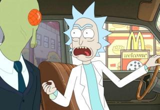 Rick e Morty Salsa Szechuan