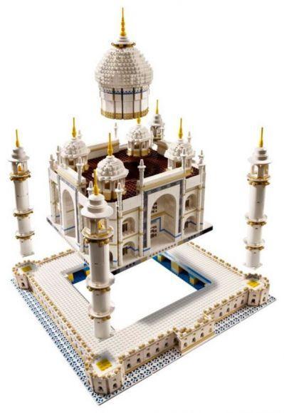 Set LEGO Taj Mahal (4)
