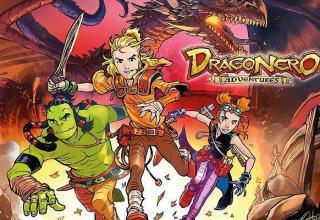 dragonero adventures cover