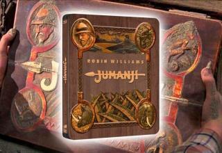 jumanji steelbook