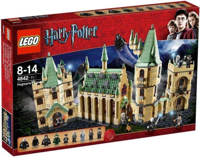 set LEGO del Castello di Hogwarts