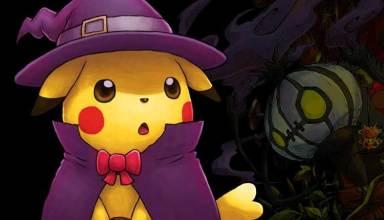 pokemon go Pikachu halloween