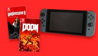 switch doom wolfenstein 2