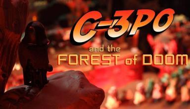 C-3PO nella Foresta Maledetta