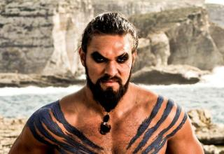 Khal Drogo Jason Momoa